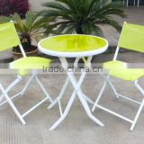 Garden Leisure Chair Colors Bistro Folding table Chair