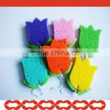 2014 Hot Selling Baby Toy Bath Sponge Holder Wholesalers