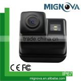 HD CCD IP67 170 Degree Rearview Reversing Camera For MAZDA CX-7 With Parking Lines