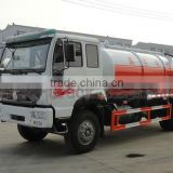 good quality sewage tank vacuum truck manufacturers germany faw 4x2 sewage suction truck vacuum truck used