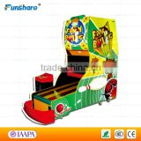 Funshare hot sale children amusement coin operated mini arcade bowling machine for sale