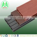 new design easy installation many colors outdoor composite plastic wood decking/decking composite