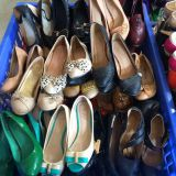 used shoes and second-hand shoes, used clothing , bag