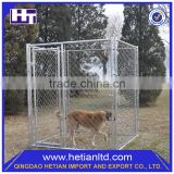 Factory Direct Sale Modern Galvanized Welded Outdoor Dog Kennel