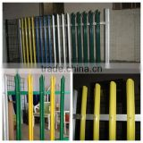Manufacturers wholesale wrought iron fence/guardrail/garden fence/used guardrail for sale