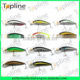 85MM Minnow Hard Lure Swim Bait Wholesale Fishing tackle, japanese lures, new fishing lures for 2014
