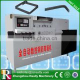 Automatic straightening and cutting steel bar bending machine