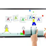 55 Inch All-in-One Dual System Touch Display Panel/ Flat Touch Screen Display/Smart TV/LED TV