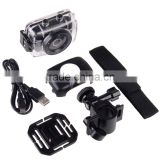F5 HD Sports Waterproof Helmet Camcorder Bike Motorcycle Video DVR DV Camera