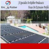 Solar swimming pool collector
