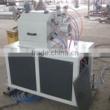 pipe hydraulic punching machine for plastic tube pipe