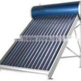 Non-pressurized glass tube 58*1800mm Solar energy water heater products