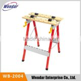 Adjustable and foldable lab work bench,multifunctional workbench