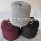 100% cashmere yarn top quality for knitting &weaving