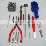 Best sellers plastic stainless steel watch repair tool kit