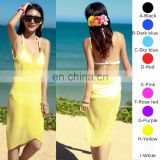 BestDance Bikini beach scraf beach dress For the summer vacation chiffon skirt Clothing accessories