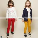 T-GP001 Leisure Wild Candy Colored Girls Pencil Pants