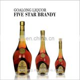 One stop private label solution with Customized brand liquor, best choice for brandy champagne brandy