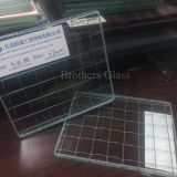 Hot sale polished wired glass