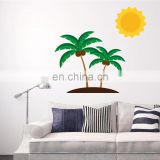 Easy to remove stickers vinyl cocount tree wall decals