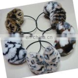 faux fur ear muff,earwarmer(imitated animal fur,real fur)