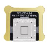 BGA Reballing Stencil For iPhone 5-7P Baseband Positioning Mold