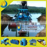 China Supplier Shandong Hengchuan Widely Used CSD Series Cutter Suction Dredger for Sale