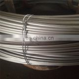 STOCK PRIME quality stainless steel Wire for making fishing hook size:1.8 2 3.0 3.2 3.4 3.6 3.8 4.0 4.2mm