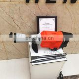 Electric Demolition Hammer 3600 Watt Heavy Duty Concrete Jack Hammer With Point Flat Chisels Electric Demolition Jack