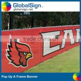 custom fabric banner cloth banners printing