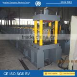 ISO Metal Door Frame Roll Forming Machine