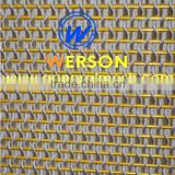 copper Architectural cable Wire Mesh for Ceiling Cladding,wall cladding , cable mesh Patterns | generalmesh