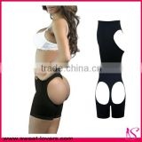 Brand new In stock items Top quality body shaper seamless butt lifter wholesale with tummy control Leg Slimming