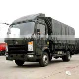 2015 new style 4*2 double cab howo llight truck 3500kg for sale made in china