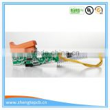 CEM-3 single/ double side prototype PCB and printed circuit board manufacturer