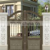 AJLY-604 Modern House main gate designs made in china