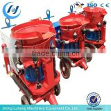 Hot sell ISO CE approved 3-9 m3/h output Dry-Mix Gunite Machine for Coal Mine