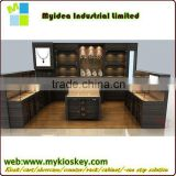 chinese factory price cosmetic display cabinet crystal display cabinet
