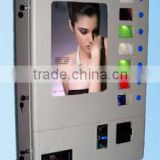 2016 most popular box vending machine for cigar, condom,sanitary pads,hygiene
