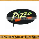 Inquiry About Neon Pizza Display Flashing Sign Fast Food Shop Signs Restaurant Take Away Cafe