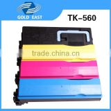 Brand new color laser toner cartridge tk560K/Y/M/C compatible for printers FS-C5300/C5305DN/C5350DN/ECOSYS P6030cdn