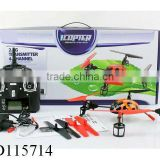 New 4D UFO V929 2.4G 4ch quadcopter blade rc helicopter