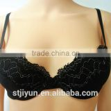 Wholesale Sexy Black Bra Name Brand
