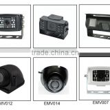 1/3 Sony EFFIO CCD 700TVL Taxi Cctv Camera with Audio