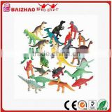 3D animal figurine toys Cartoon-Character plastic vinyl Educational toys                                                                         Quality Choice