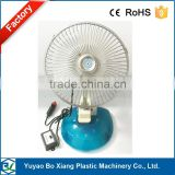 DC24V 6/8 inch car fan protable Oscillating Clip-on Fan Table Stand DC12V Car Fan with Base