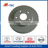 Truck brake disc of auto parts OE NO43512-33020 used for Toyota Camry