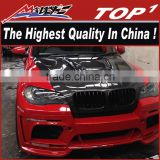 High Quality Body kit for 2011-2013 X5M style wide body body kits e70