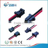 Full Frequency 2 pin female male power cord connector 20 pin connector cable with wire and etc