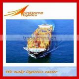 Sea freight service from China to Tuticorin, India